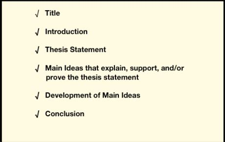Thesis statement of an academic text pdf